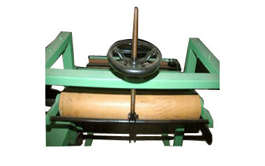 fiber drum winding machine