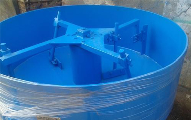 Laboratory Concrete Mixer Manufacturers Pan Mixer In